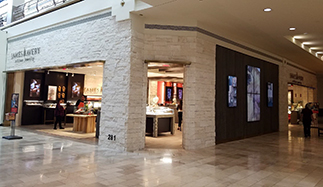 Jewelry Store in the Shops at Rivercenter - James Avery