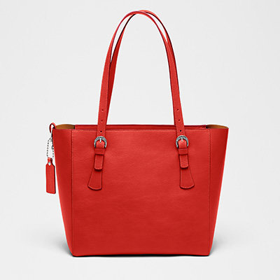 Avery Tote - Red
