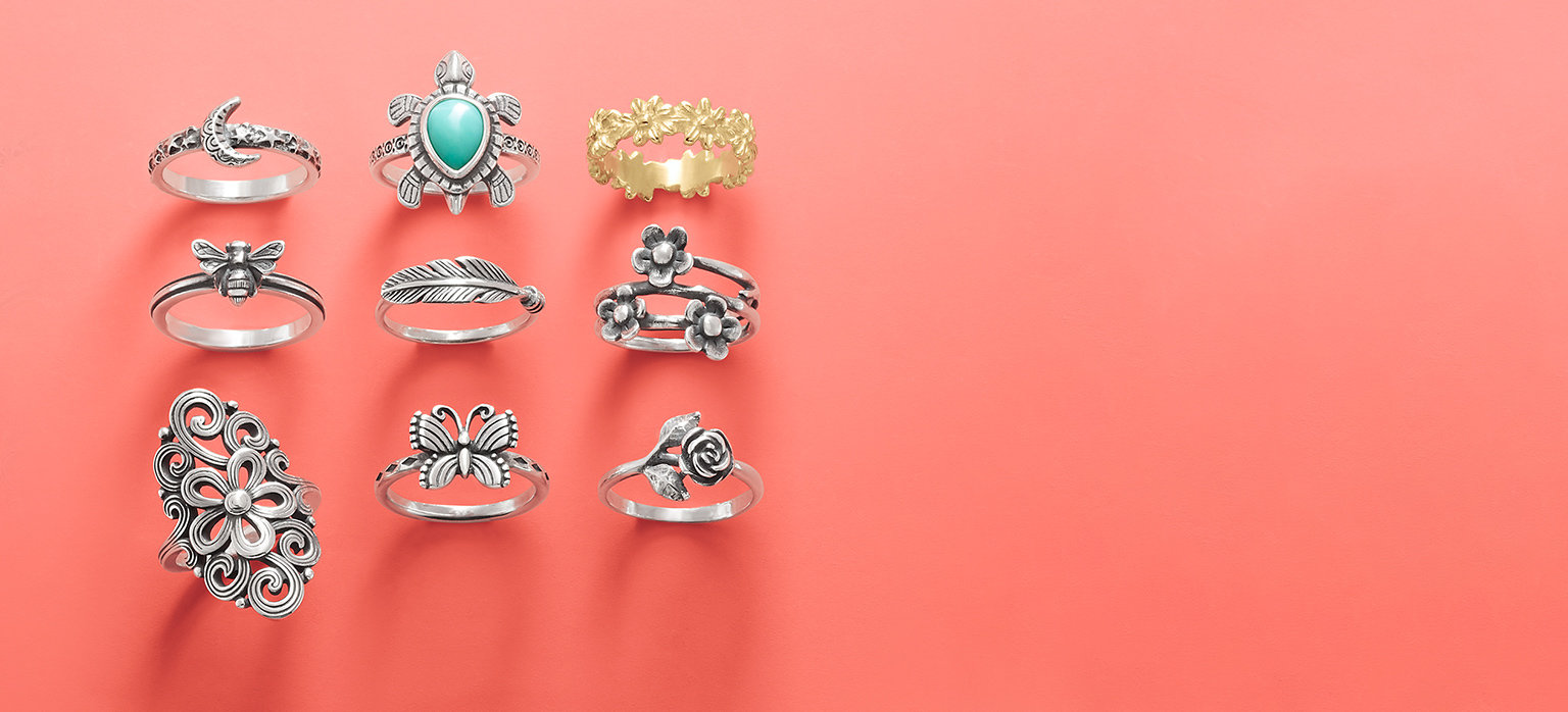 Rings to wear all summer long