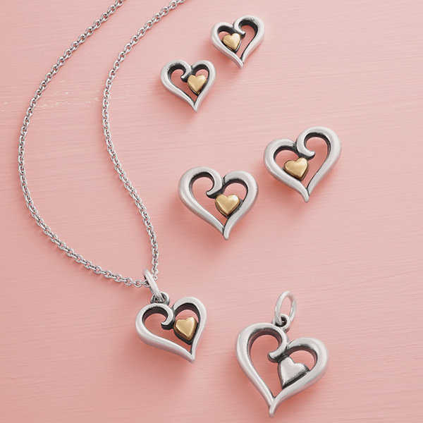 An assortment of our Joy of My Heart Collection, featuring both the original and delicate styles.